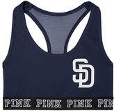 PINK San Diego Padres Ultimate Racerback Bra