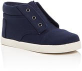 Toms Boys' Paseo High Top Sneakers - Toddler