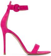 Gianvito Rossi Portofino 105 stiletto sandals