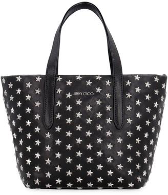 Jimmy Choo Mini Sara Leather Handbag