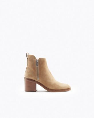 3.1 Phillip Lim Alexa 70MM Suede Boot