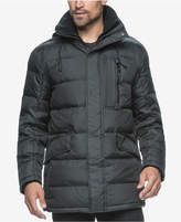 Andrew Marc Mashpee Puffer Coat with Attached Bib
