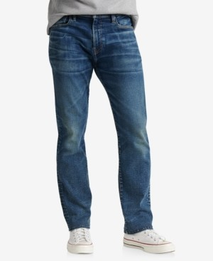 Lucky Brand Men's 223 Straight Advanced Stretch Jeans