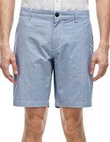Lacoste Mini-Check Textured Bermuda Shorts