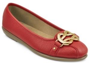Aerosoles Big Bet Ballet Flat with Ornament Women's Shoes
