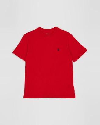 Polo Ralph Lauren Knit Jersey Tee - Teens