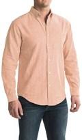 Br.Uno Linen-Blend Button-Up Shirt - Long Sleeve (For Men)