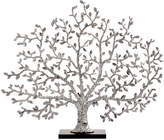 Michael Aram Tree of Life Silvery Fireplace Screen