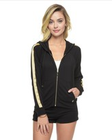 Juicy Couture French Terry Juicy Cutout Jacket