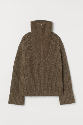 H&M Chunky-knit wool jumper