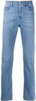 Burton Mjb Marc Jacques stitched detail slim-fit jeans
