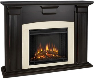 Pottery Barn Real Flame Adelaide Electric Fireplace