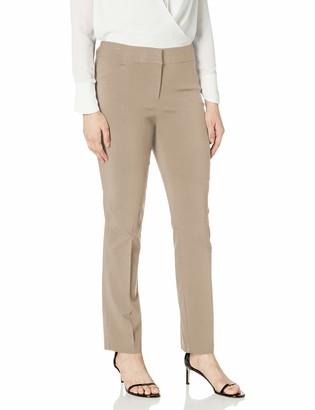 Briggs New York Women's Split Waist Pant