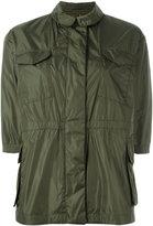 Moncler Tatin field jacket - women - Polyamide - 0