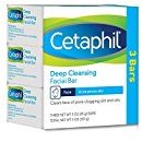 Cetaphil Deep Cleansing Facial Bar for Acne-Prone Skin, 9 Ounce
