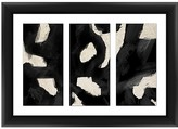 PTM Images Black Abstract Wall Art