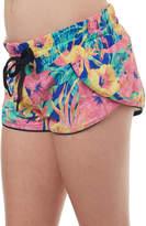 Rip Curl Kids Girls Mirage Tropics 2 Boardshort