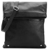 Latico Flap Leather Crossbody Bag