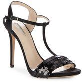 Giorgio Armani Solid Stilleto Ankle Strap Sandals