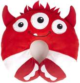 Nuby Monster Neck Support, Red