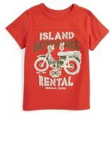 Tea Collection Toddler Boy's Bali Bike T-Shirt