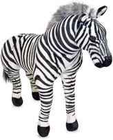 Melissa & Doug Giant Zebra Stuffed Animal