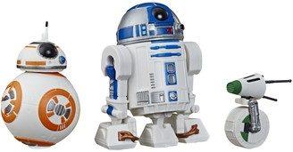 Hasbro Star Wars Galaxy of Adventures 3-pack R2-D2, BB-8, D-O Toy Droid Figures