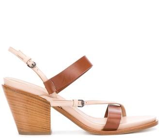 A.F.Vandevorst Buckle Strap Sandals