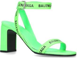 Balenciaga Logo Strap Sandals 110