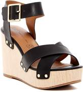 BC Footwear Teeny Platform Wedge Sandal