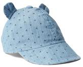 Gap Floral denim bear baseball hat