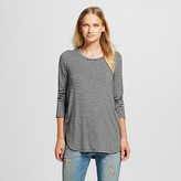 Mossimo Women's Long Sleeve Crew Neck Tee