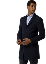 Tommy Hilfiger Tailored Collection Wool Long Coat