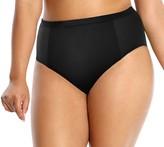 Lysa LYSA Plus-Sized High Waisted Bikini Bottoms - Shiloh