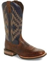 Ariat Men's 'Tycoon' Nine-Row Stitch Cowboy Boot