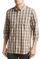 Victorinox Yankee Standard Fit Woven Shirt.