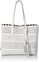 Milly Laser Cut Tote