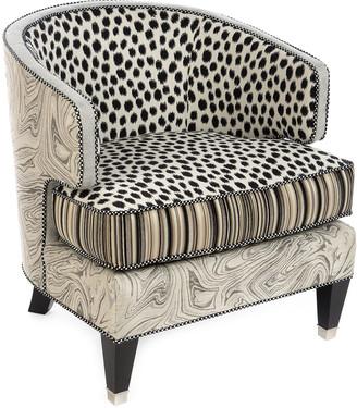 Mackenzie Childs MacKenzie-Childs Dotography Chair