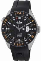 Edox Men's 93002 TIN NIN Class-1 Automatic GMT Watch