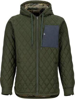 Marmot Mt. Rose Insulated Flannel Long-Sleeve Jacket - Men's