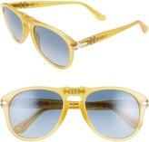Persol 54mm Gradient Aviator Sunglasses