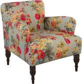 Asstd National Brand Cheryl Chair - Garden Odyssey Fog