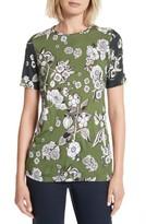 Ted Baker Women's Adren Floral Print Tee