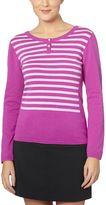 Puma Scoop Neck Golf Sweater