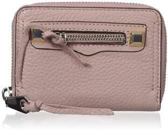 Rebecca Minkoff Women's Mini Regan Zip Wallet