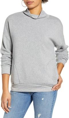 Project Social T Casey Funnel Neck Sweatshirt