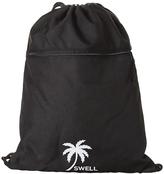 Swell Swim Bag Black