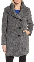Sofia Cashmere Women's Wool Blend Coat