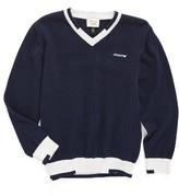 Armani Junior Boy's V-Neck Sweater