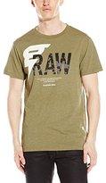 G Star Men's Qulade R T Short-Sleeve T-Shirts